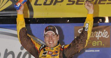 Nascar Sprint Cup: Kyle Busch vence prova em Bristol