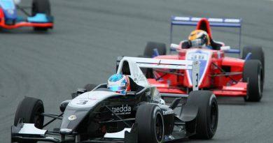 F-Renault Européia: Derani pontua pela primeira vez no Europeu