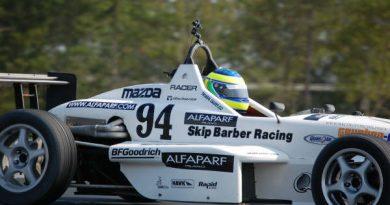 Skip Barber: Thiago Calvet comfirmado para temporada 2009 nos Estados Unidos