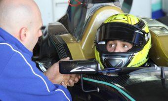 F-Renault 2.0 Européia: André Negrão pronto para a estréia