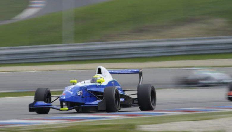F-Renault Européia: Negrão larga na terceira fila em prova do Norte-Europeu de F-Renault 2.0