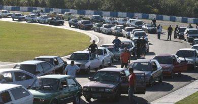 Desafio de carros de rua deve reunir 80 pilotos por um dia no Autódromo de Curitiba neste domingo