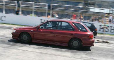 Outras: Desafio 201m supera expectativa e reúne 102 carros no Autódromo de Curitiba