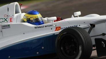 F-Renault Inglesa: Gamberini busca reação em Rockingham