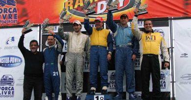 Copa Brasil Spyder Race: Ivan Mendes larga em último e vence etapa de abertura em Curitiba