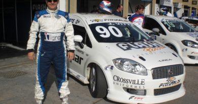 Trofeo Linea: José Vitte assume a sétima posição no campeonato