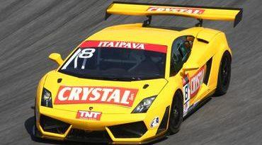Rafael Daniel disputa etapa de abertura do campeonato mundial de FIA GT1 em Abu Dhabi