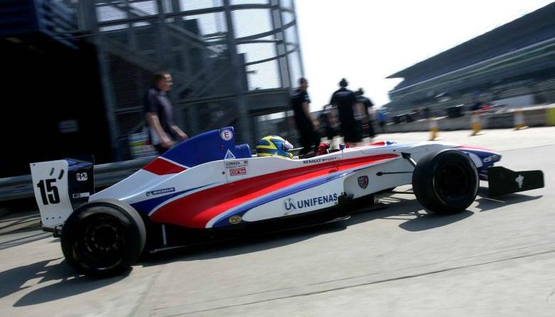 Fórmula Renault Inglesa: Victor Corrêa espera recuperação em Brands Hatch