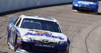 NASCAR Sprint Cup Series: Mark Martin marca a pole em Richmond