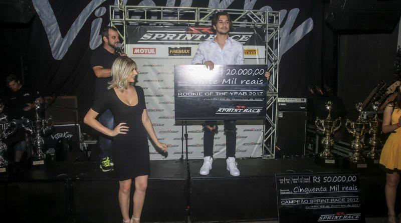 Sprint Race: João Rosate fica com o título do Novato do Ano