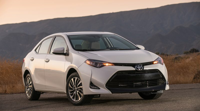 Carros: Toyota Corolla será novamente o sedã médio mais vendido do Brasil durante o ano