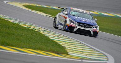 Mercedes-Benz Challenge: Adriano Rabelo é o mais rápido na sexta-feira