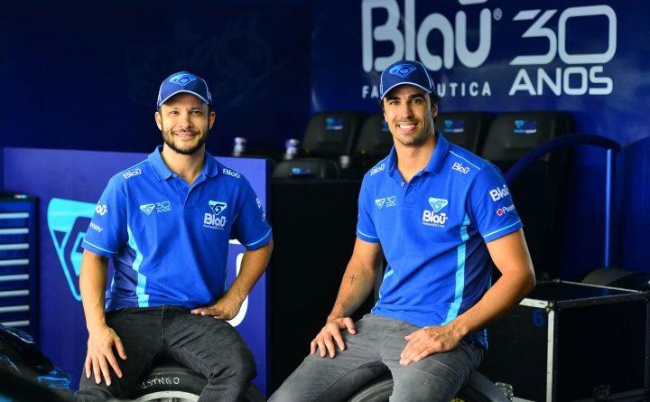 Stock Car: Blau Motorsport acerta contratação de Allam Khodair e renova com Cesar Ramos para 2018