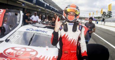 Sprint Race: Berlanda Jr. (PRO) e Gerson Campos (GP) saem na pole em Curitiba
