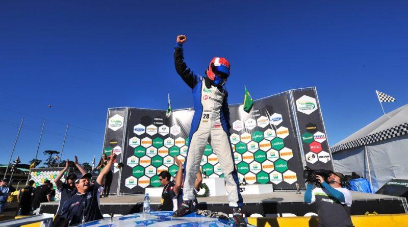 Campeonato Brasileiro de Marcas: Carlos Souza é o mais rápido no 2º Treino Livre em Interlagos