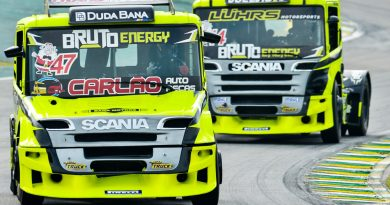 Copa Truck: Quebras tiram Duda Bana das corridas em Interlagos