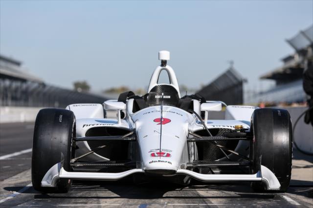 Indy: Categoria anuncia teste com dispositivo de segurança na pré-temporada