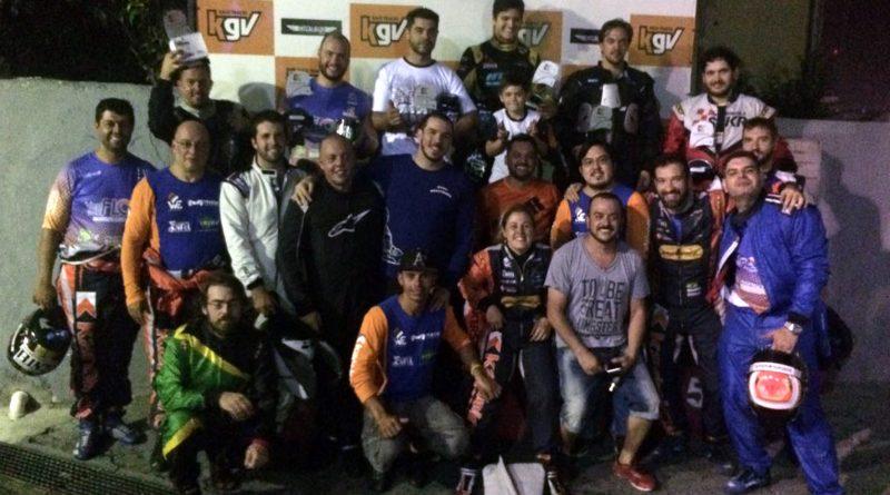 Kart: Campeonato Karteiros Interlagos é encerrado antecipadamente