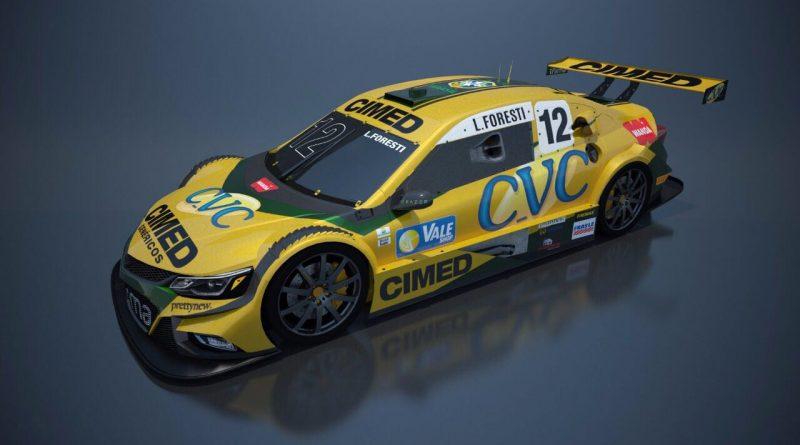 Stock Car: Lucas Foresti assina com a Cimed Racing