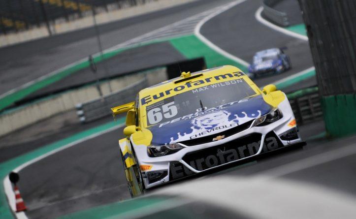 Stock Car: Max Wilson lidera 1º Treino Livre em Interlagos