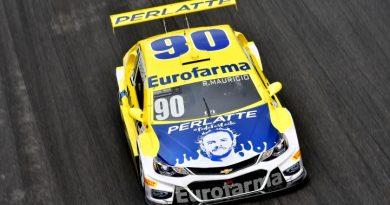Stock Car: Ricardo Mauricio marca a pole para a etapa decisiva em Interlagos