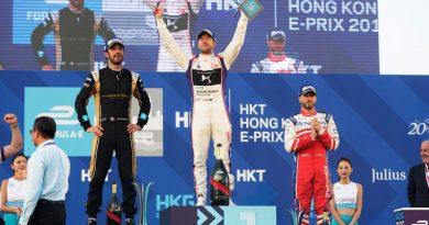 Fórmula-E: Confira como ficou a classificação após a primeira etapa