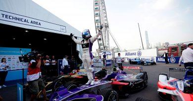 Fórmula-E: Sam Bird vence a Primeira Etapa em Hong Kong