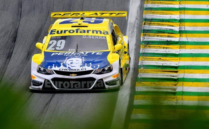 Stock Car: Daniel Serra faz melhor tempo no Terceiro Treino Livre em Interlagos