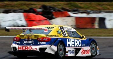 Stock Car: Diego Nunes faz homenagem especial a Nelson Piquet