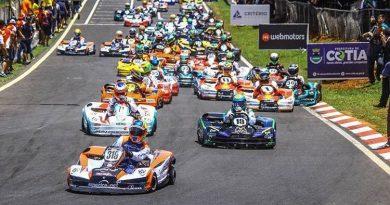 Kart: Praga Kart foi destaque nas 500 Milhas com pole e terceiro lugar