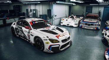 24 Horas de Daytona: Augusto Farfus disputa prova com nova BMW M6 GTLM