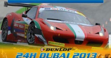 24 Horas de Dubai: Dois brasileiros disputam a prova