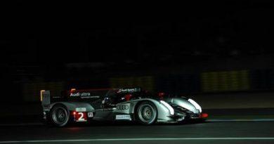24 Horas de Le Mans: Audi domina primeira fila