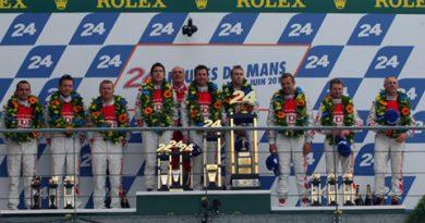 24 Horas de Le Mans: Audi conquista as três primeiras posições