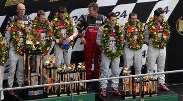 24 Horas de Le Mans: Audi vence 81ª edição