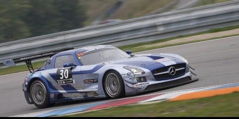 24 Horas de Barcelona: Quinteto da HP Racing vence em Barcelona