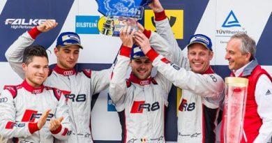 24 Horas de Nürburgring: Quarteto da Audi vence edição de 2015