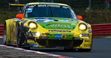 24 Horas de Nurburgring: Manthey Racing retoma domínio da prova