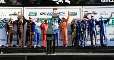 24 Horas de Daytona: Quarteto da Chip Ganassi vence a 51ª edição