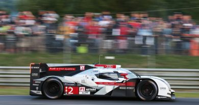 24 Horas de Le Mans: Audi faz a dobradinha em Sarthe