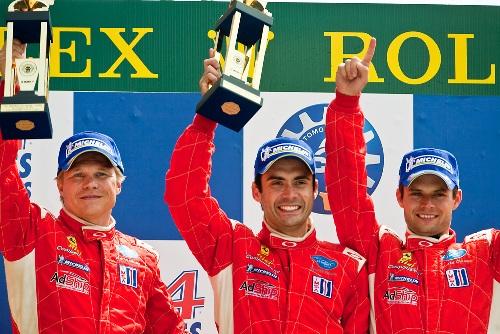 24 Horas de Le Mans: Melo dá bicampeonato à Ferrari na classe GT2