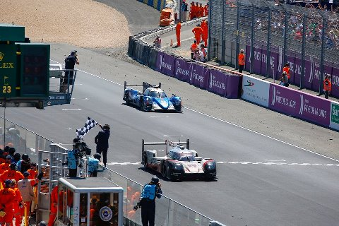 24 Horas de Le Mans: Trio da Porsche vence a 85ª edição