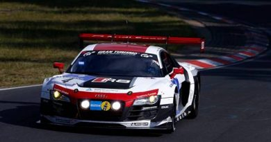 24 Horas de Nurburgring: Quarteto da Audi vence na Alemanha