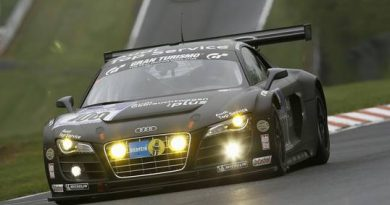 24 Horas de Nurburgring: Audi domina as duas primeiras filas do grid