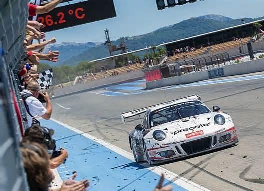 24 Horas de Paul Ricard: Precote Herberth Motorsport vence a segunda prova consecutiva