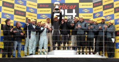 24 Horas de Silverstone: Vitória de Richard Abra/Mark Poole/Clint Bardwell/Michael Symons