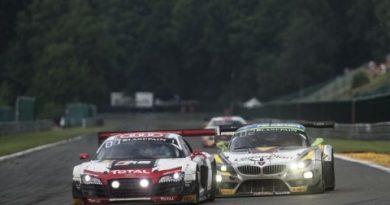 24 Horas de Spa-Francorchamps: Trio da Audi vence na Bélgica