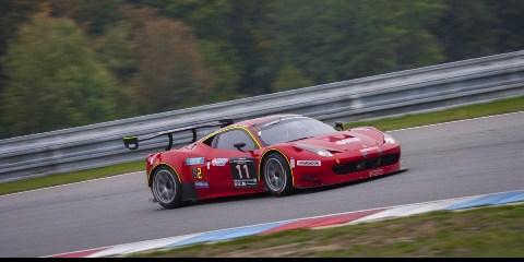 12 Horas de Brno: Ferrari vence em Brno