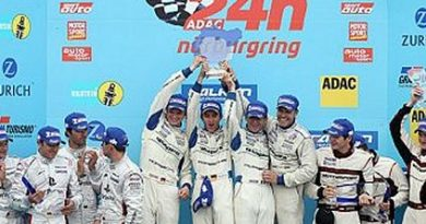 24 Horas de Nurburgring: Manthey Racing vence pela quarta vez consecutiva