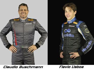 Sprint Race: Buschmann convida Lisboa para dividir carro #12 em corrida de convidados